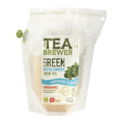 Green Refreshment  Tea