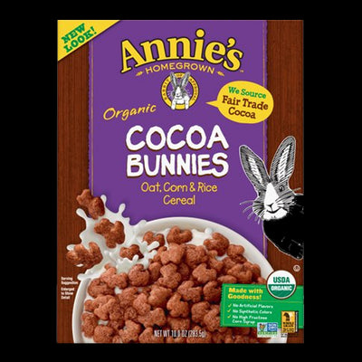 Cocoa Bunnies Cereal