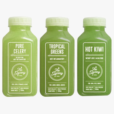 Daily Greens Juice Subscription