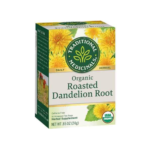 Load image into Gallery viewer, Roasted Dandelion Root Tea