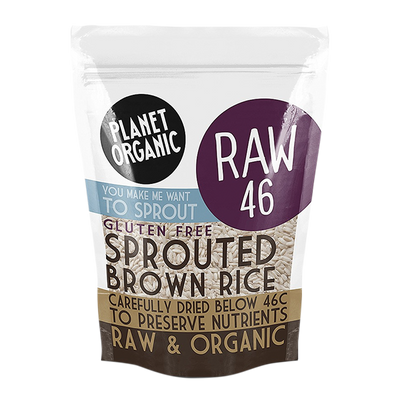 Sprouted Brown Rice