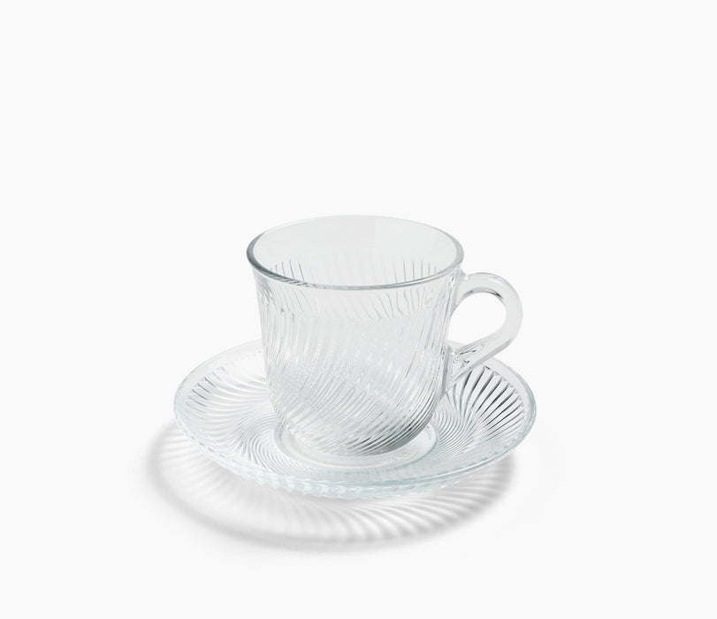 Pirouette Cup and Saucer 150 ml