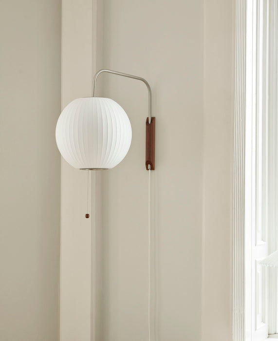 Nelson Ball Wall Sconce Cabled