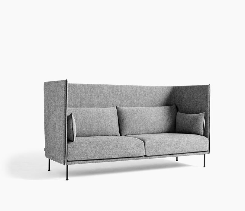 Silhouette Sofa high Backed 3 Seater Mono