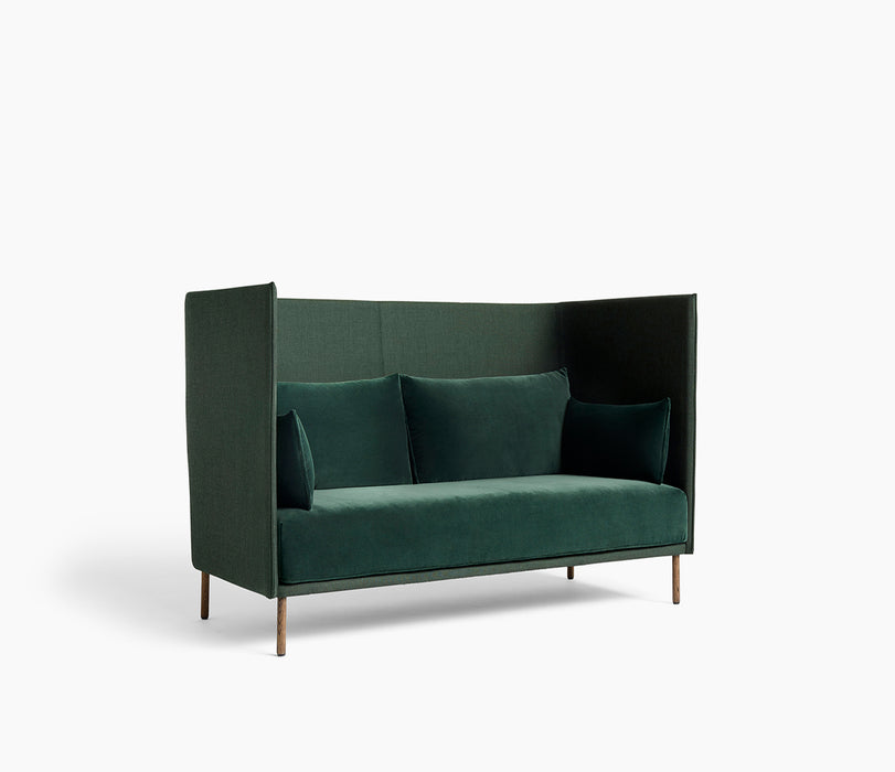 Silhouette Sofa High Backed 2 Seater Duo