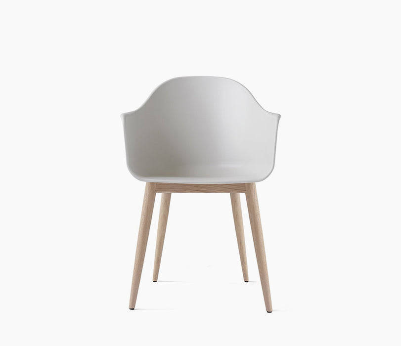 Harbor Dining Chair, Wooden Base