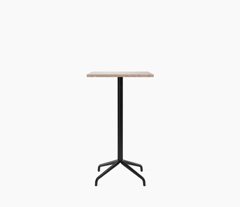 Harbour Column Table Bar, 60x70 With Star Base