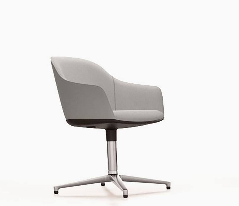 Softshell Chair Dumet With Seam Four Star Base