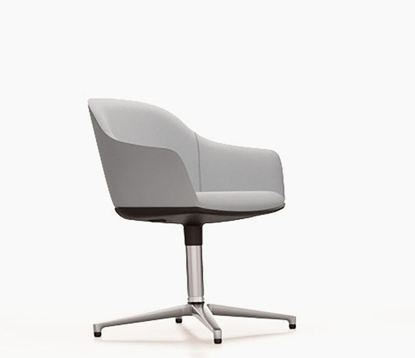 Softshell Chair Plano With Seam Four Star Base