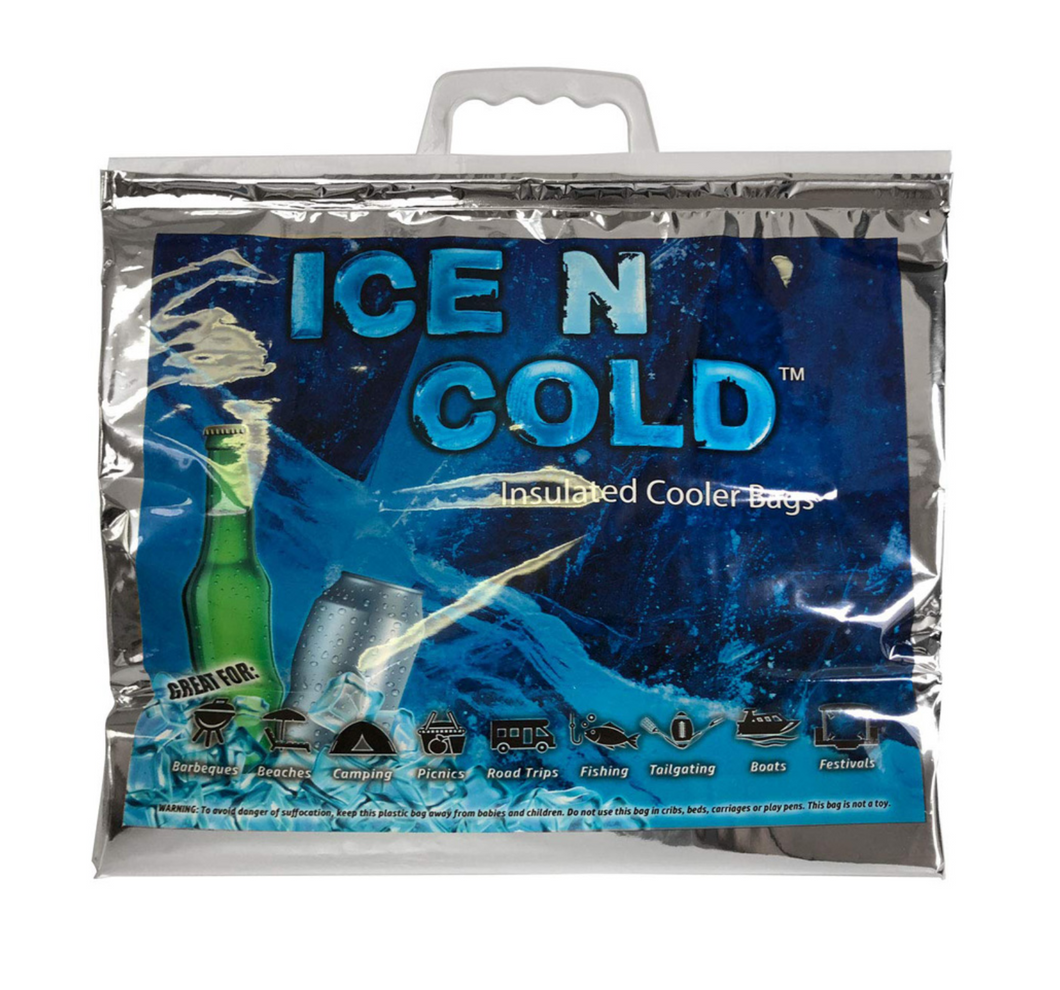 Ice N Cold | Insulated Cooler Bag