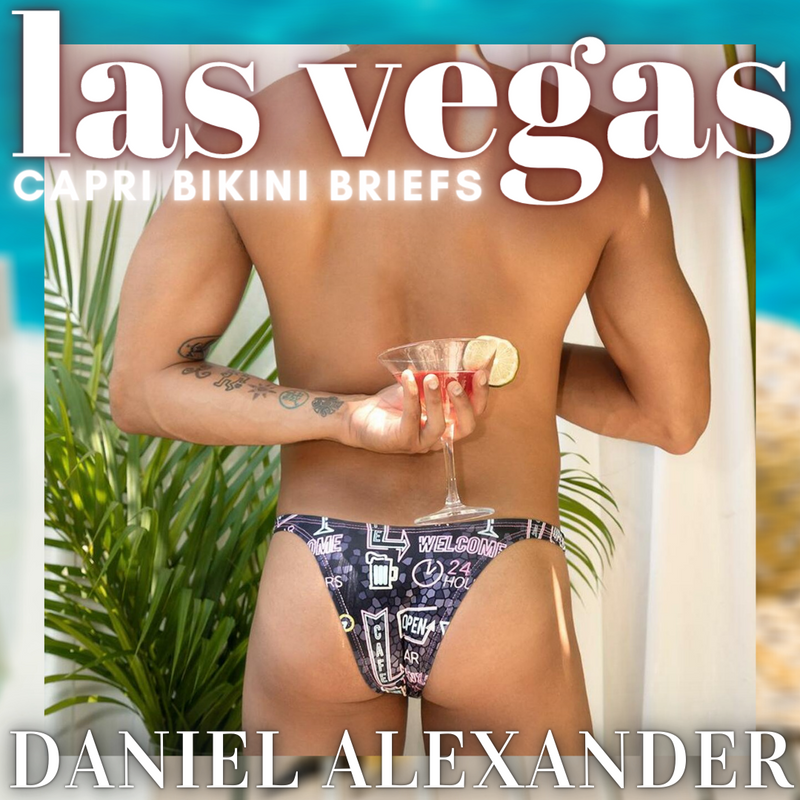 Daniel Alexander Presents the Perfect Party Bikini Underwear!