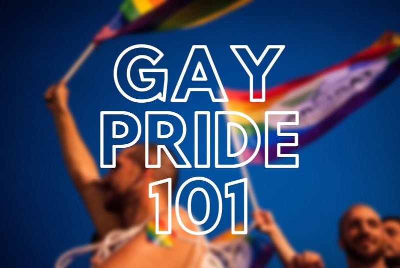 Gay Pride 101: What You Need to Know About Gay Pride Celebrations