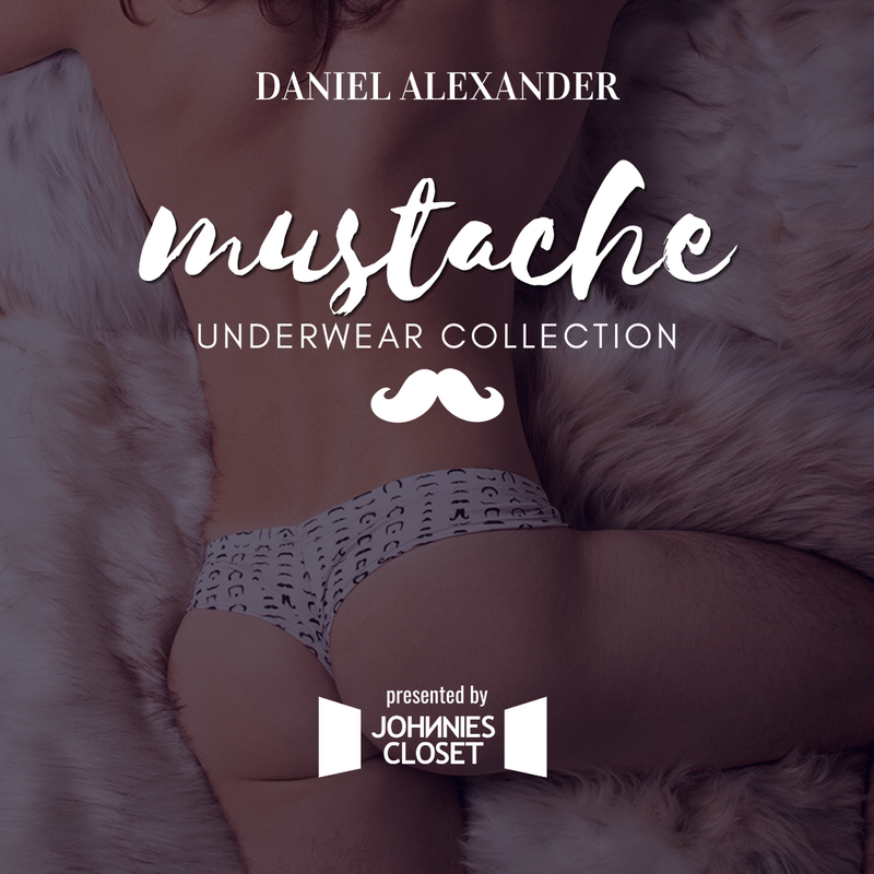 "Fun Mustache Print Underwear Collection is a ""Must Add"" to your Stash!"
