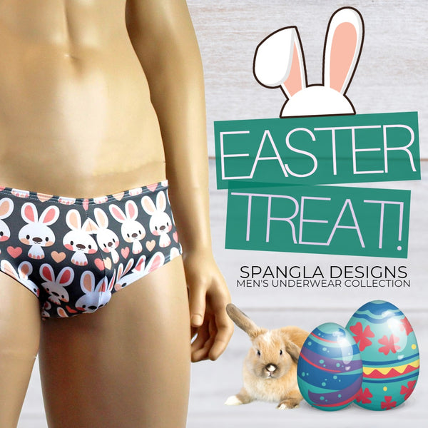 Spangla Hatches Easter Mens Underwear Designs for the Season!