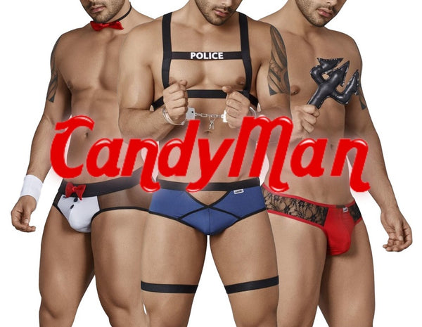 Playing Dress Up is what? FUN-damental and for All Occasions with Candyman!