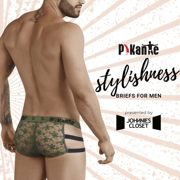 Pikante's Stylishness Brief Gives a Nice Glimpse of Skin!