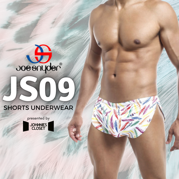 Joe Snyder's Sexiest Shorts Ever is Just Light as a Feather!