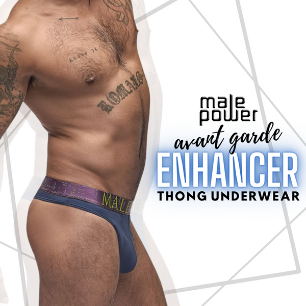 Experience Enhancement from Wearing a Male Power Thong Underwear