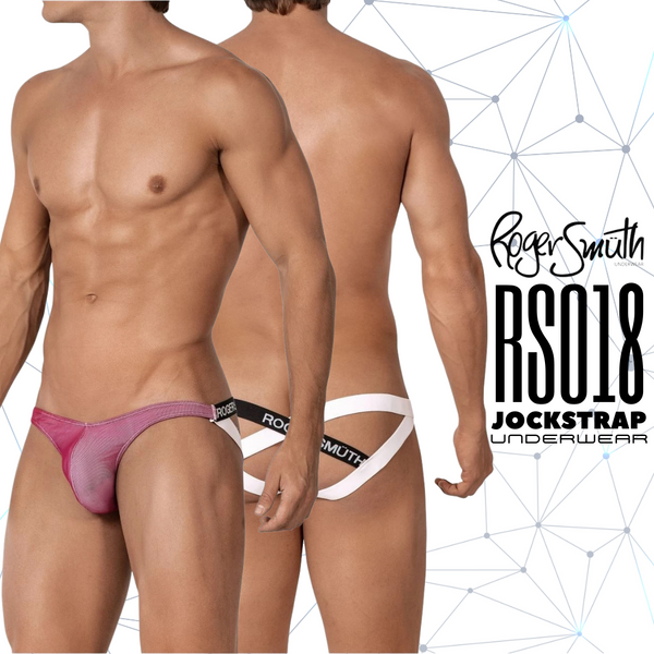 Discover a Unique Jockstrap Mens Underwear Look from Roger Smuth