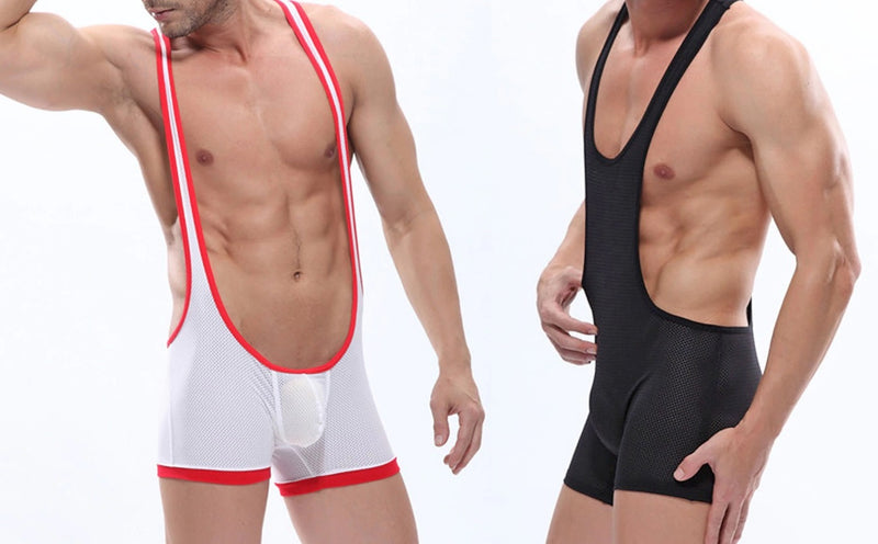 Playful & Kinky Mens Bodysuits That Fit Like a Glove