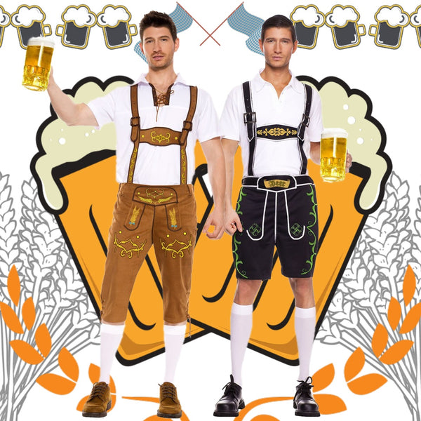 Music Legs Lets You Beer Up & Dress Up for the Oktober Fest Celebrations!