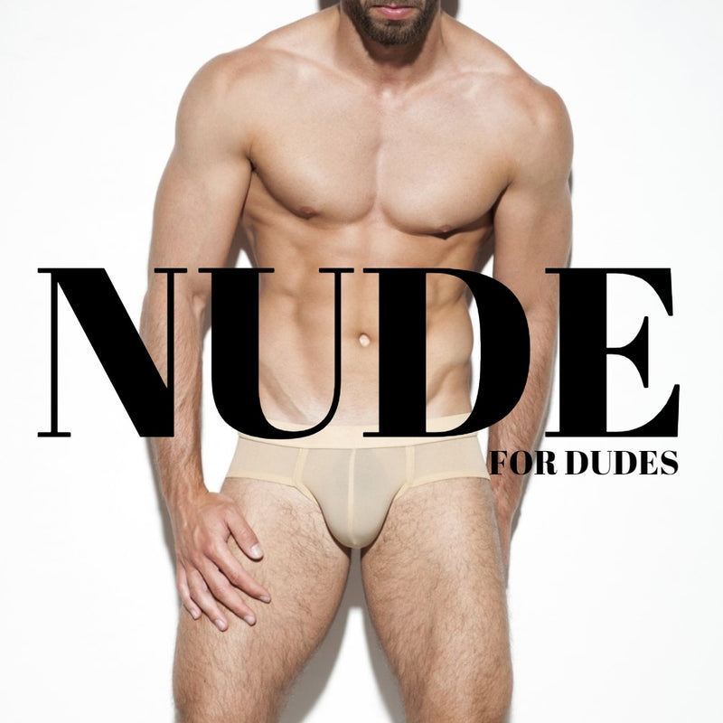 Nude for Dudes: Exploring the Wonders of Nude Mens Underwear