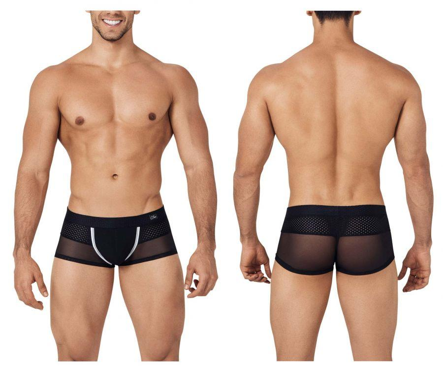 Clever 0262 Control Latin Trunks Black