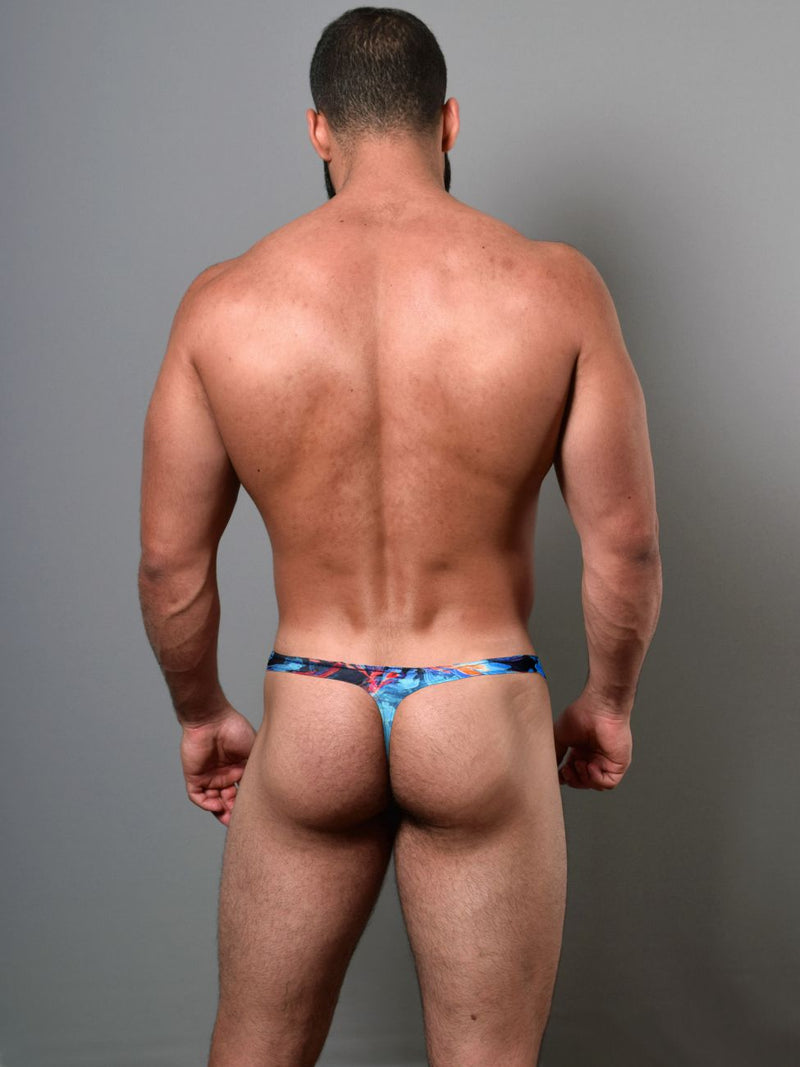 Doreanse 1341-PRN Deep Sea Thong