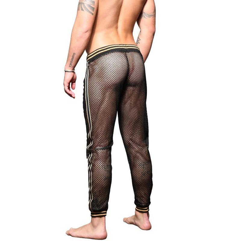 Mens Andrew Christian Slick Mens Jogger Pants