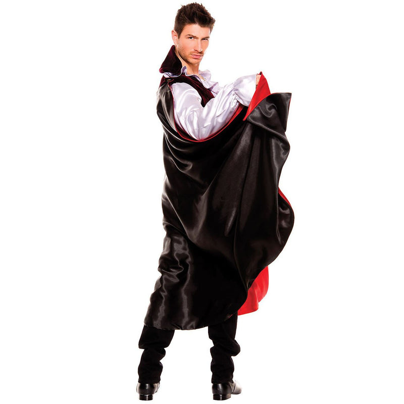 Mens Vampire Horror Halloween Costume