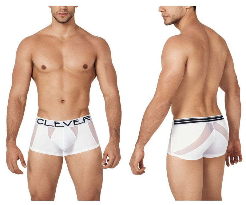 Clever 0265 Private Latin Trunks White