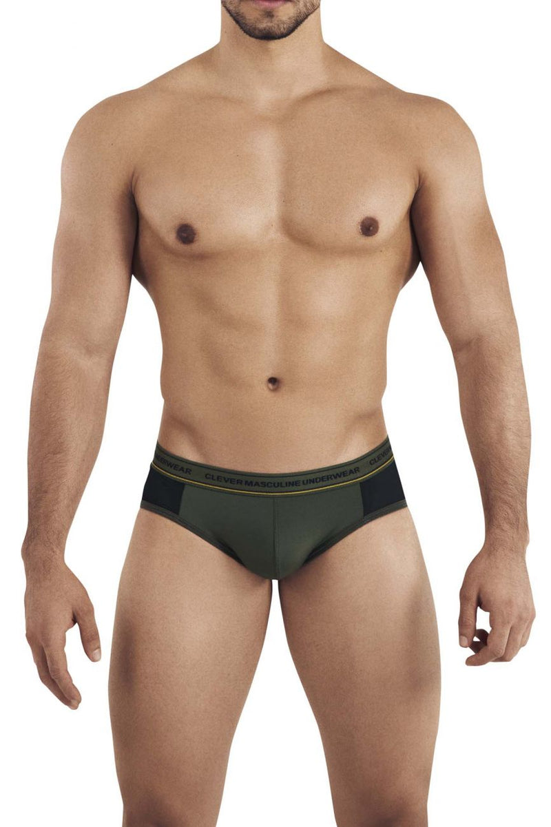 Clever 0308 Intuition Briefs Green