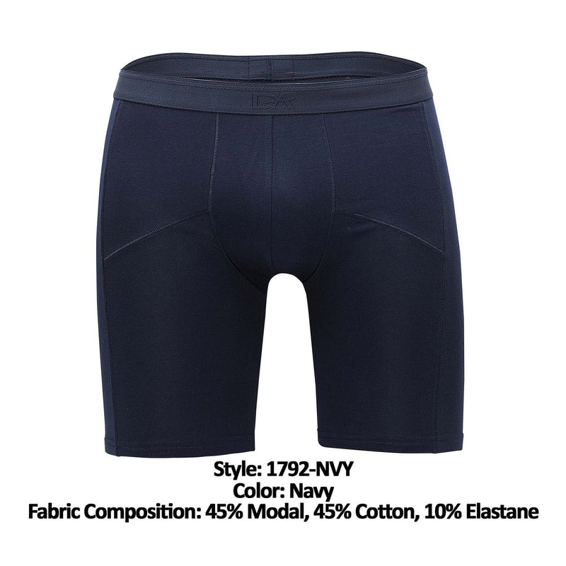 Doreanse 1792-NVY Athletic Boxer