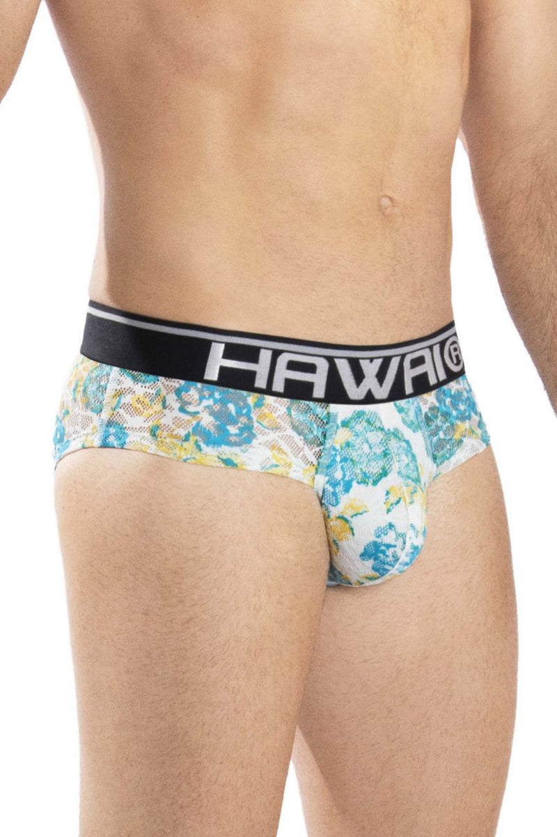 HAWAI 42050 Assorted Colors Briefs Turquoise