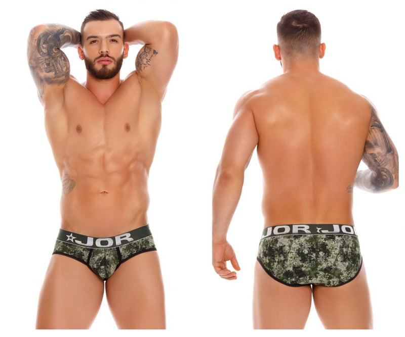 JOR 1218 Army Briefs Green