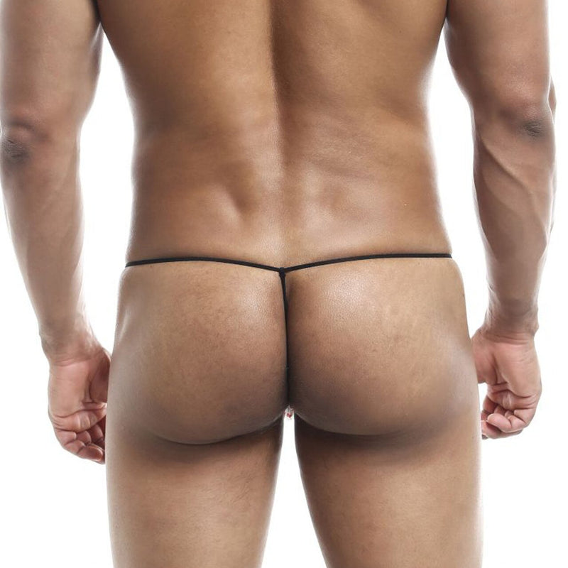 Joe Snyder Mens Polyester G string Feathers