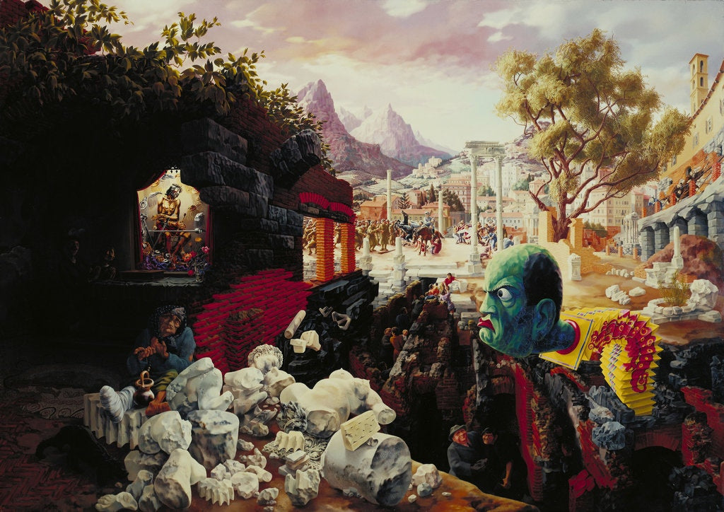Peter Blume: Nature and Metamorphosis