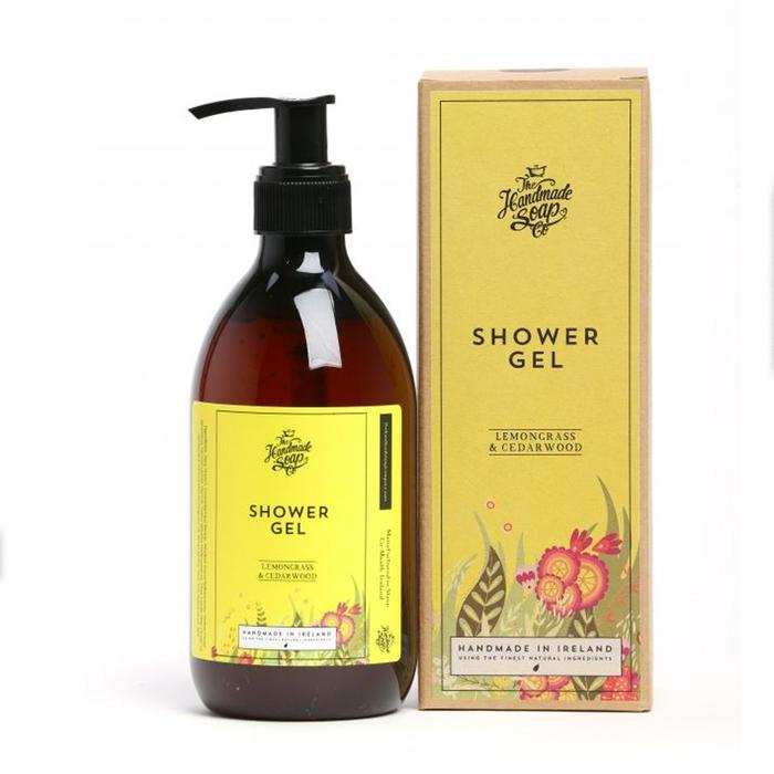 Shower Gel : Lemongrass & Cedarwood 300ml
