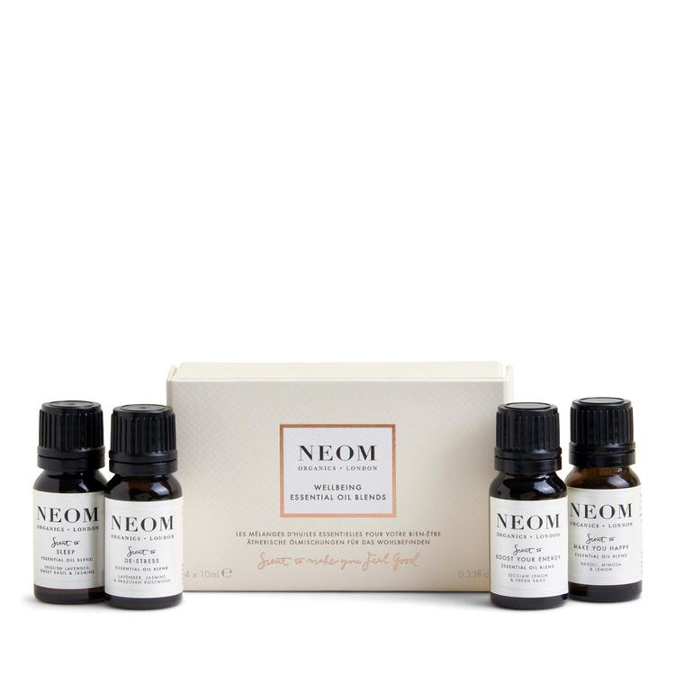 Wellbeing Essential Oil Blends Collection - Includes 4 x 10ml