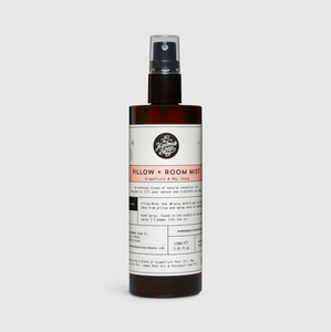 Pillow & Room Mist : Grapefruit & May Chang 100ml