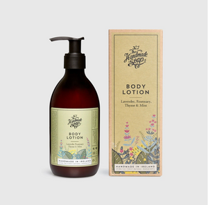Body Lotion : Lavender, Rosemary, Thyme & Mint 300ml