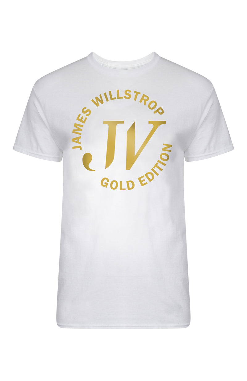 JAMES WILLSTROP GOLD Performance Shirt - 2 PACK