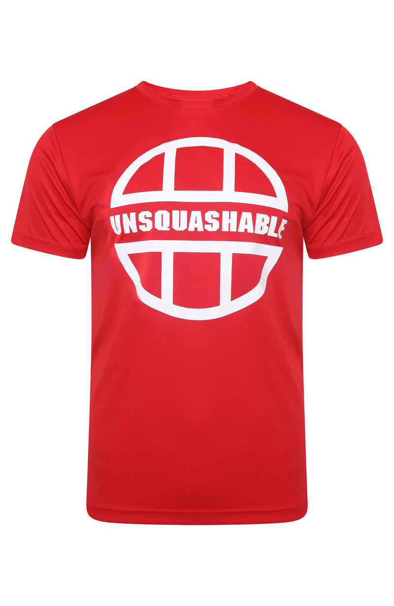TRAINING Performance Shirt - Red
