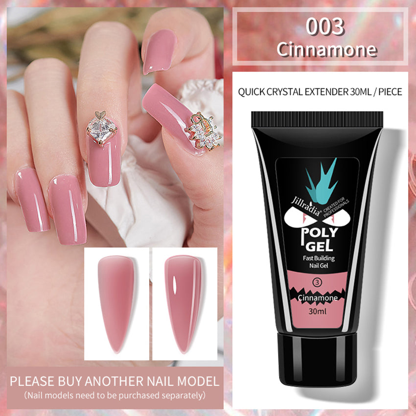 🍓PolyGel Nail Kit(🎄Christmas Pre-Sale-50% OFF)