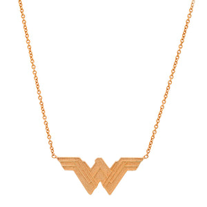 OFFICIAL WONDER WOMAN™ GOLD NECKLACE