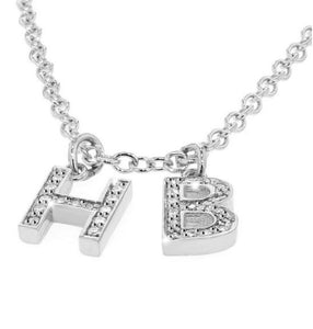 DIAMOND INITIAL CHARMS
