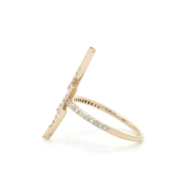 Lightening Bolt Ring