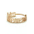 14K GOLD CLASSIC 2 LOVES RING