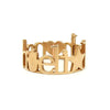 Mix 3 Name Ring