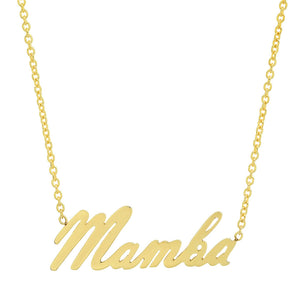 Mamba Necklace
